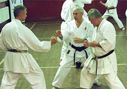 Change of venue for Sensei Sherry course