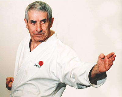 Sensei Sherry to visit Nailsea